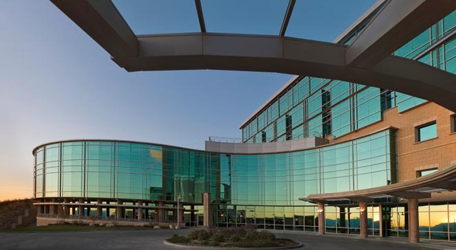 Huntsman Center Masonry
